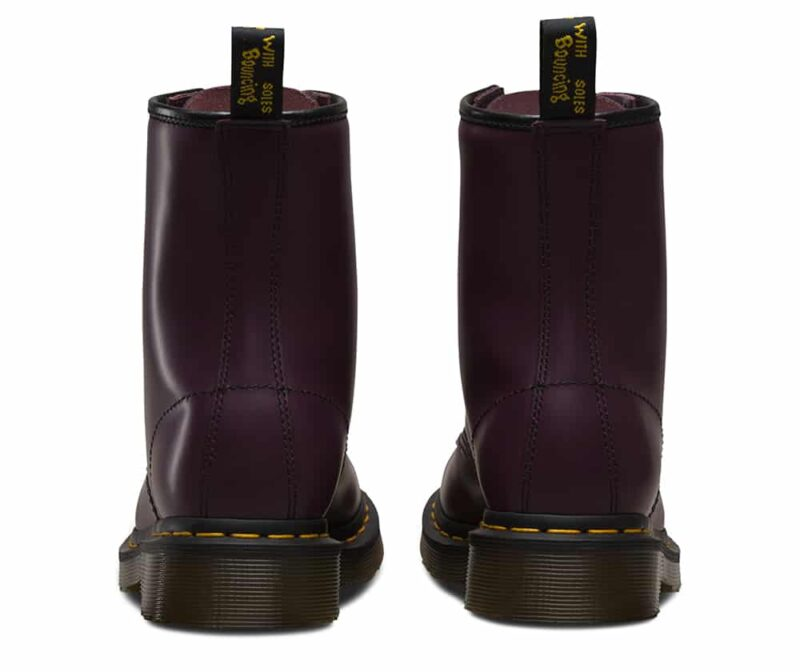Dr. Martens 1460 Purple Smooth 8-Eye Boot 4