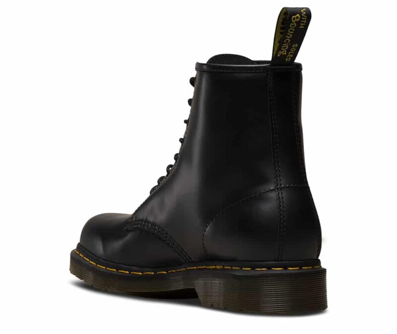 Dr. Martens 1460 Black Smooth 8-Eye Boot 4