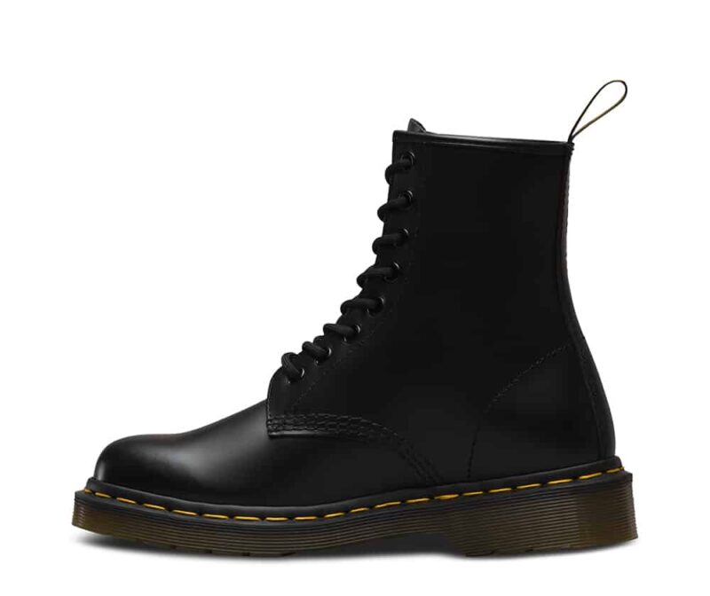 Dr. Martens 1460 Black Smooth 8-Eye Boot 3