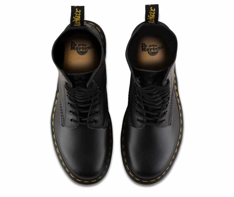Dr. Martens 1490 Smooth Black 10 Eye Boot 7