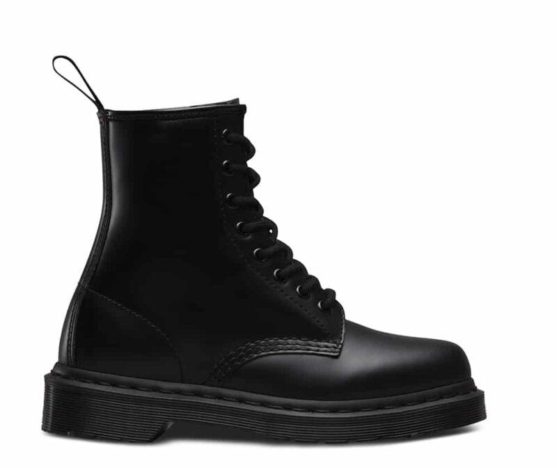 Dr. Martens 1460 Mono Smooth 8-Eye Boot 1