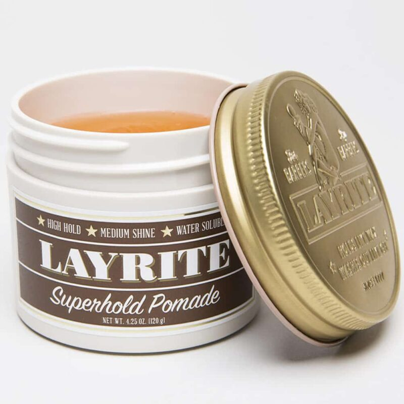 Layrite Superhold Pomade 4.25oz 1