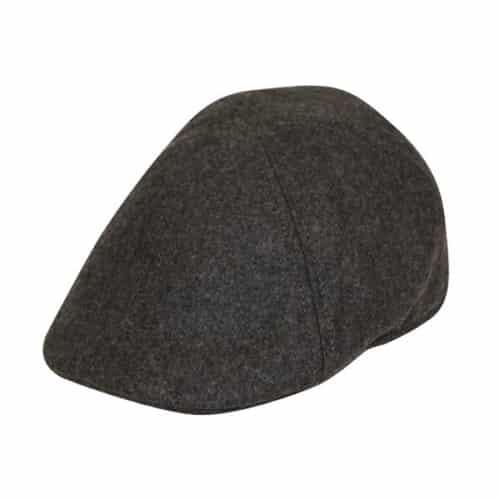 Gray Ivy Hat