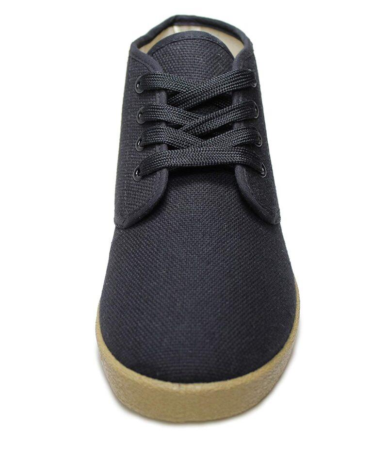 Zig Zag Wino Shoes High Top Black/Gum Sole 7218 2