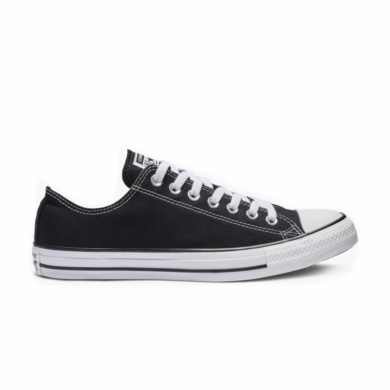 Converse Chuck Taylor All Star Black Low Top Sneaker M9166
