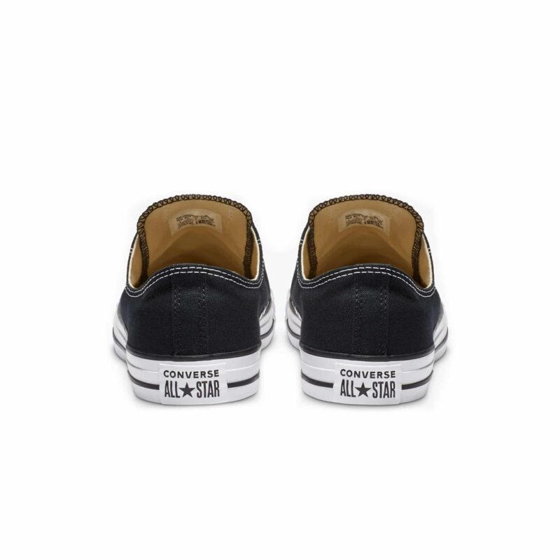 Converse Chuck Taylor All Star Black Low Top Sneaker M9166 3