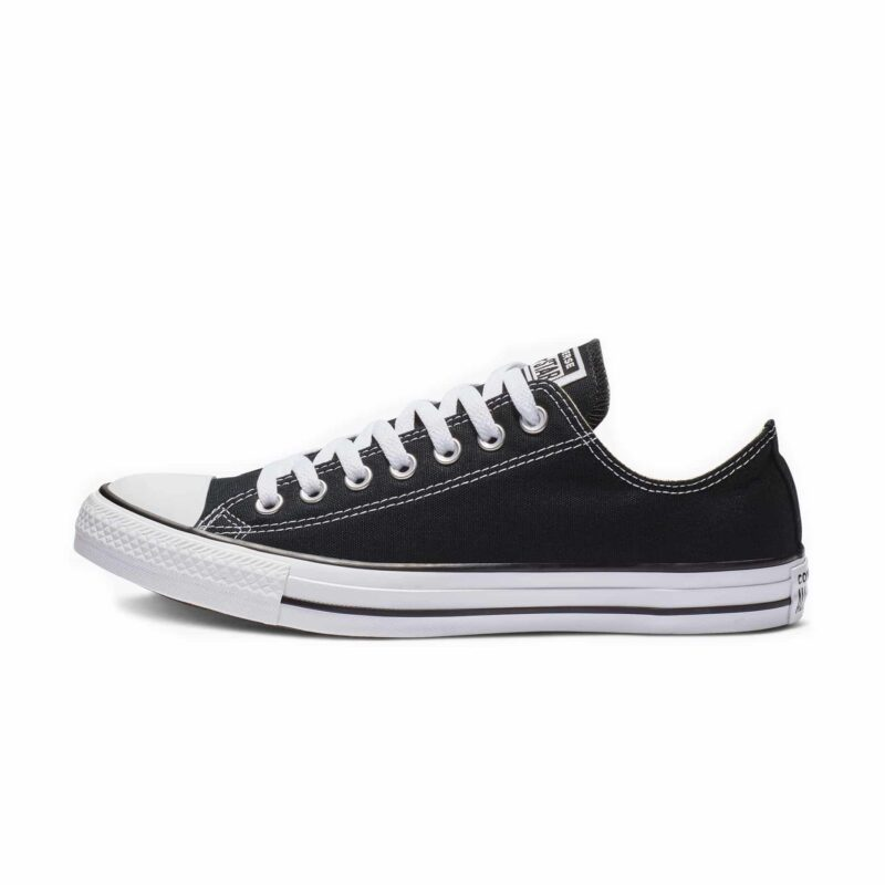 Converse Chuck Taylor All Star Black Low Top Sneaker M9166 1