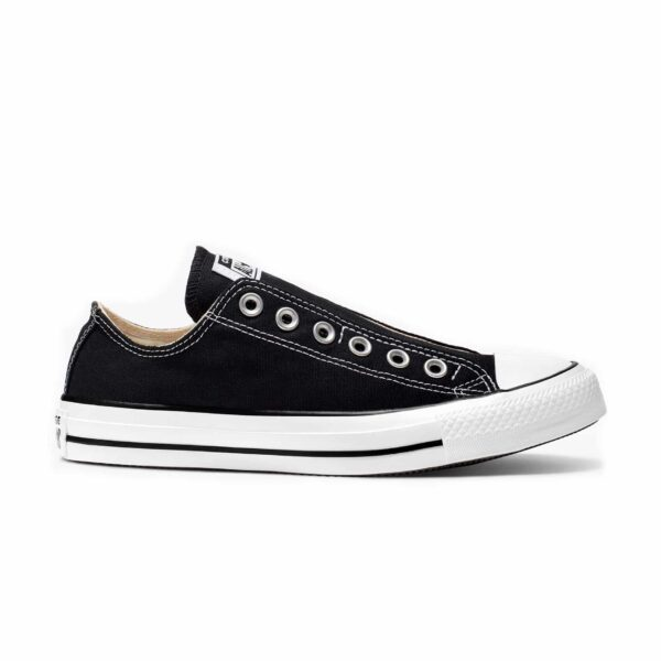Converse Chuck Taylor All Star Slip Black Low Top Sneaker 164300C