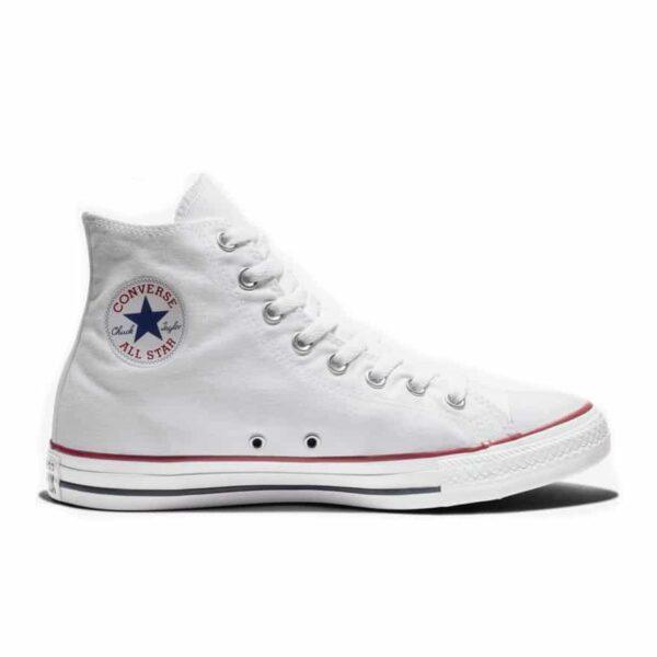 Converse Chuck Taylor All Star White High Top Sneaker M7650