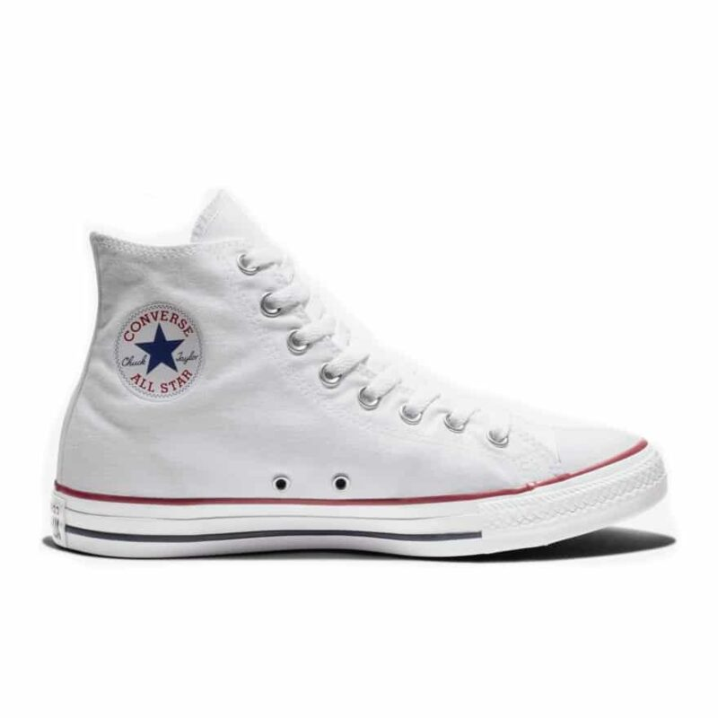 Converse Chuck Taylor All Star White High Top Sneaker M7650
