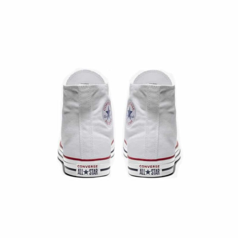 Converse Chuck Taylor All Star White High Top Sneaker M7650 3