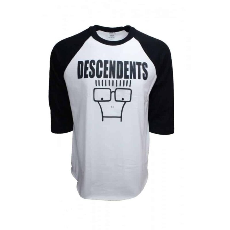 Descendents Baseball Tee 1