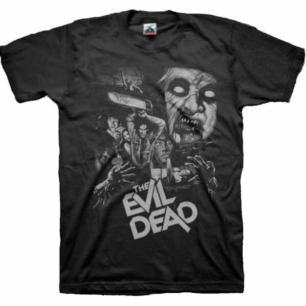 Evil Dead Collage T-Shirt