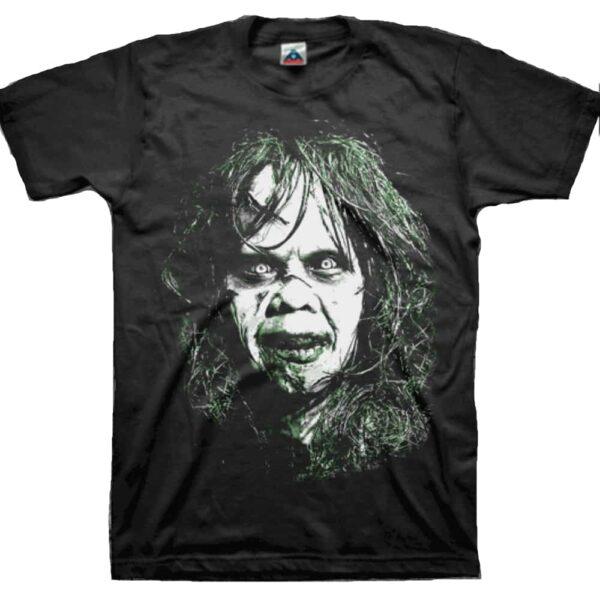 The Exorcist Regan Face T-Shirt