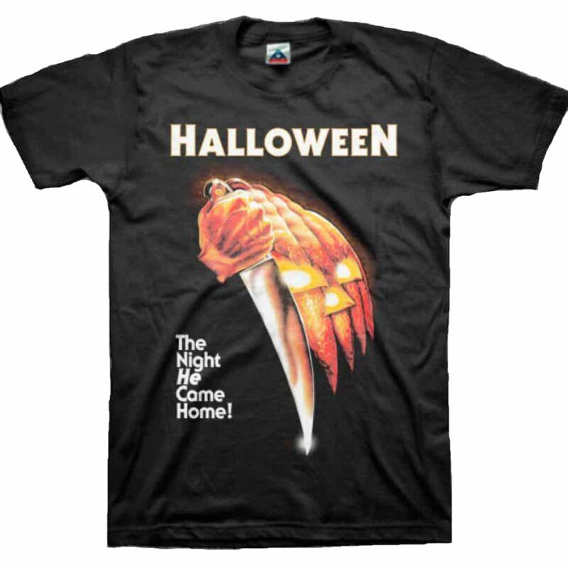 Halloween Poster T-Shirt