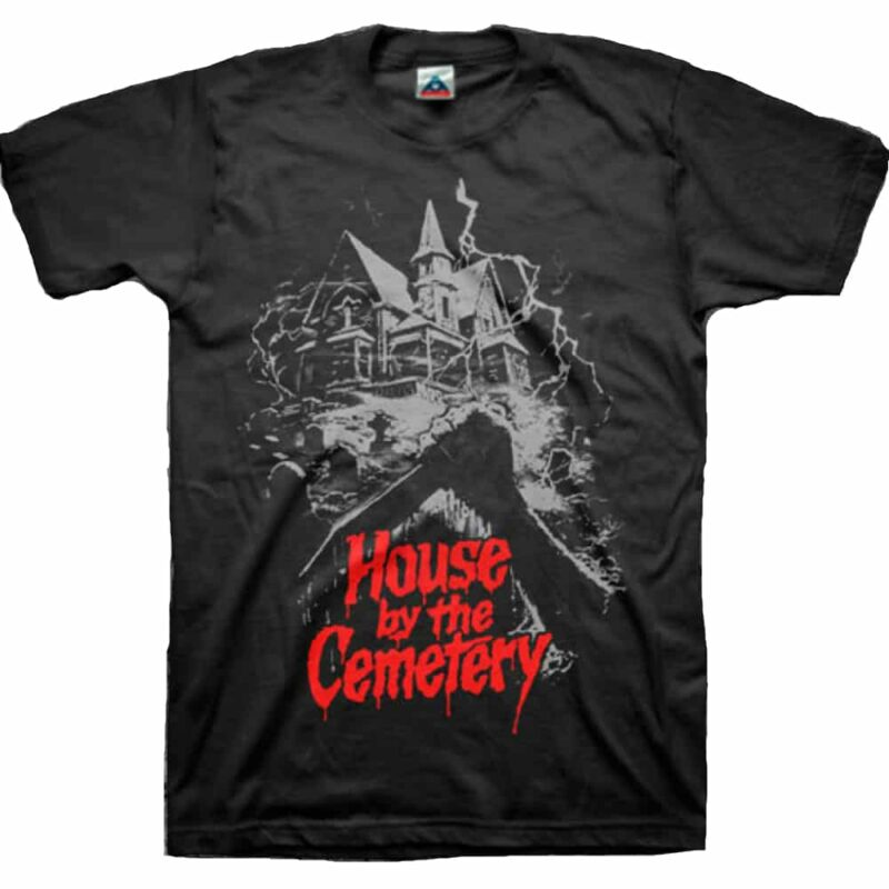 House By The Cemetery T-Shirt