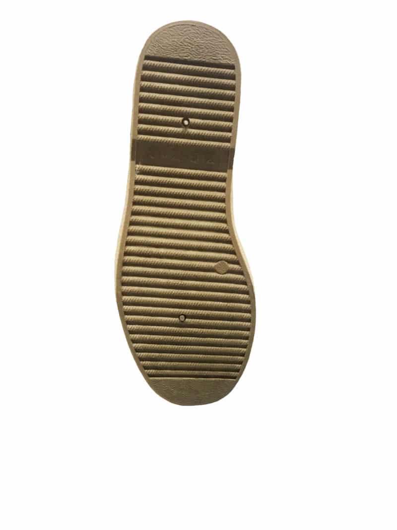 Zig Zag Wino Shoes Herringbone Gray/Gum Sole 7210 3
