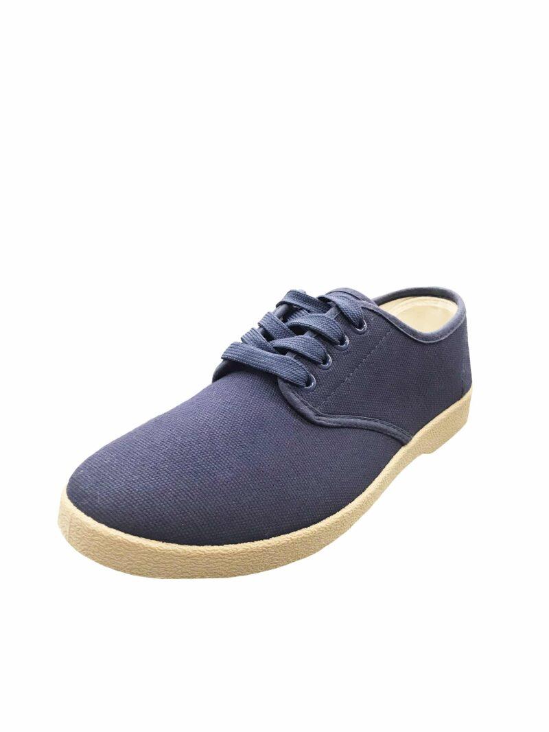 Zig Zag Wino Shoes Navy/Gum Sole 7201 4