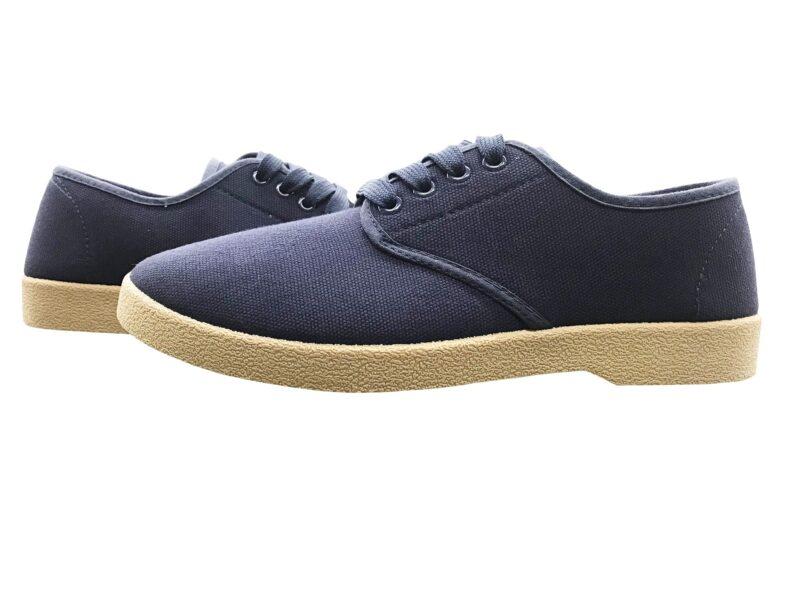 Zig Zag Wino Shoes Navy/Gum Sole 7201 1