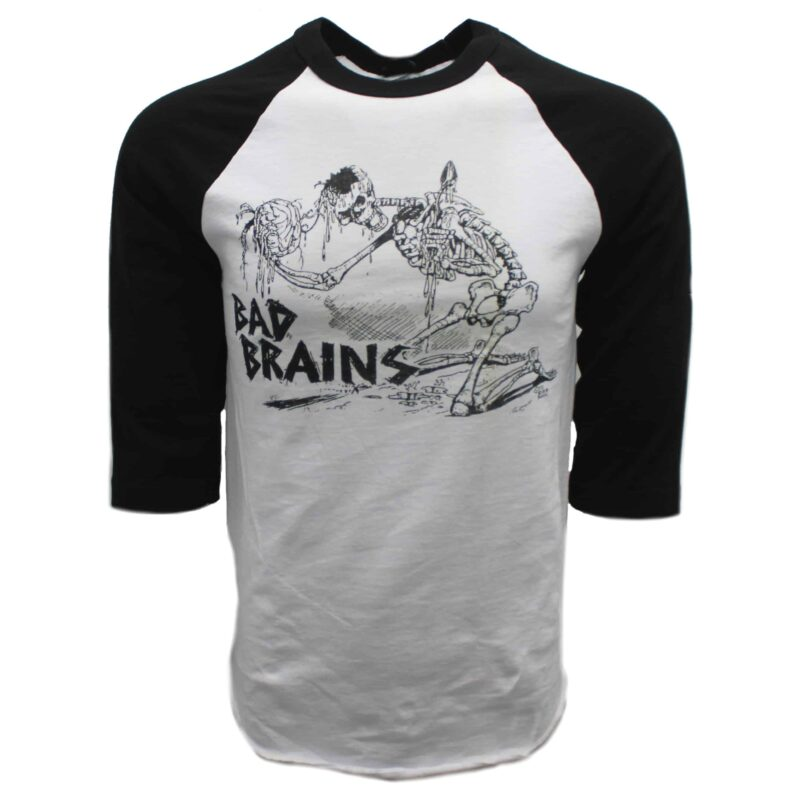 Bad Brains Baseball Tee 1