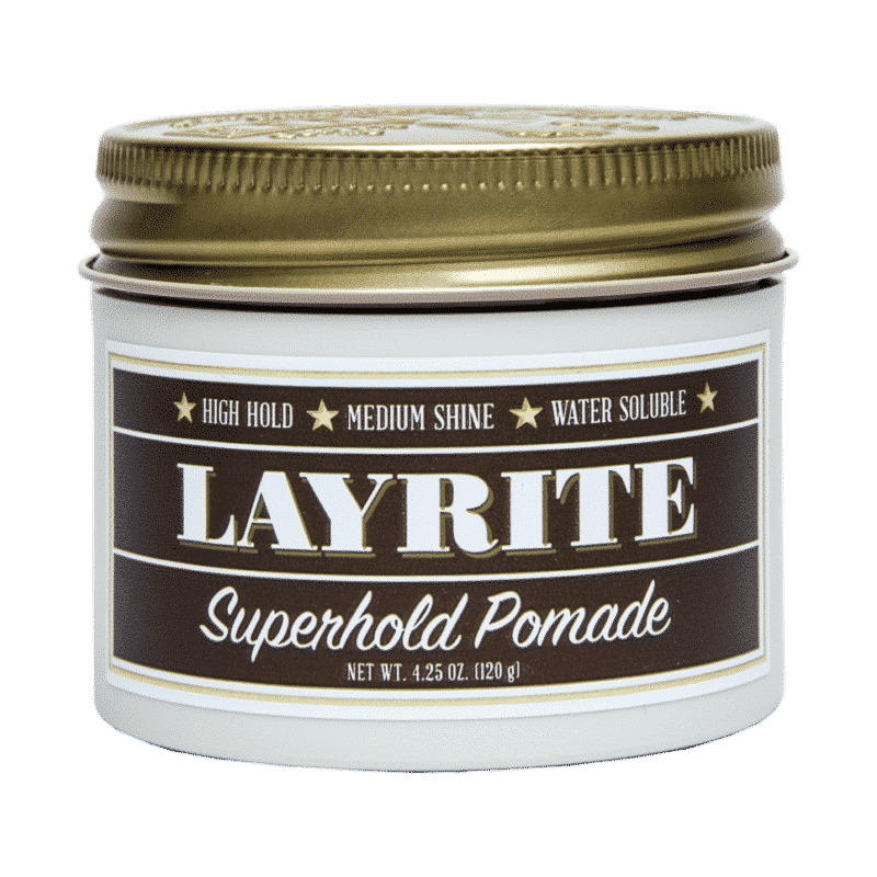Layrite Superhold Pomade 4.25oz