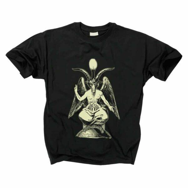 Baphomet Logo T-Shirt