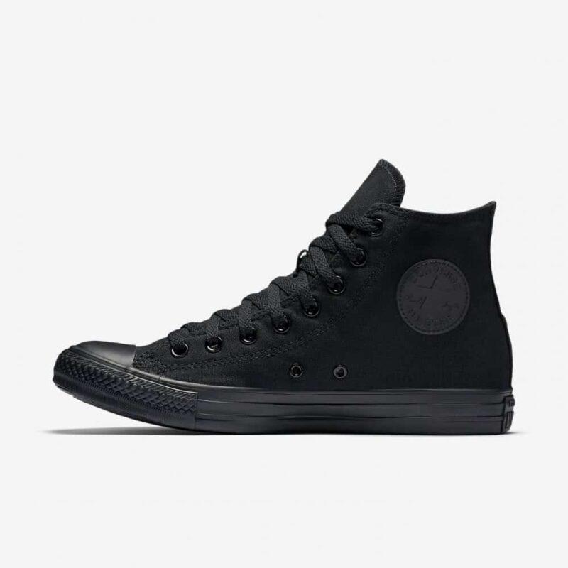 Converse Chuck Taylor All Star Black/Black High Top Sneaker M3310 1