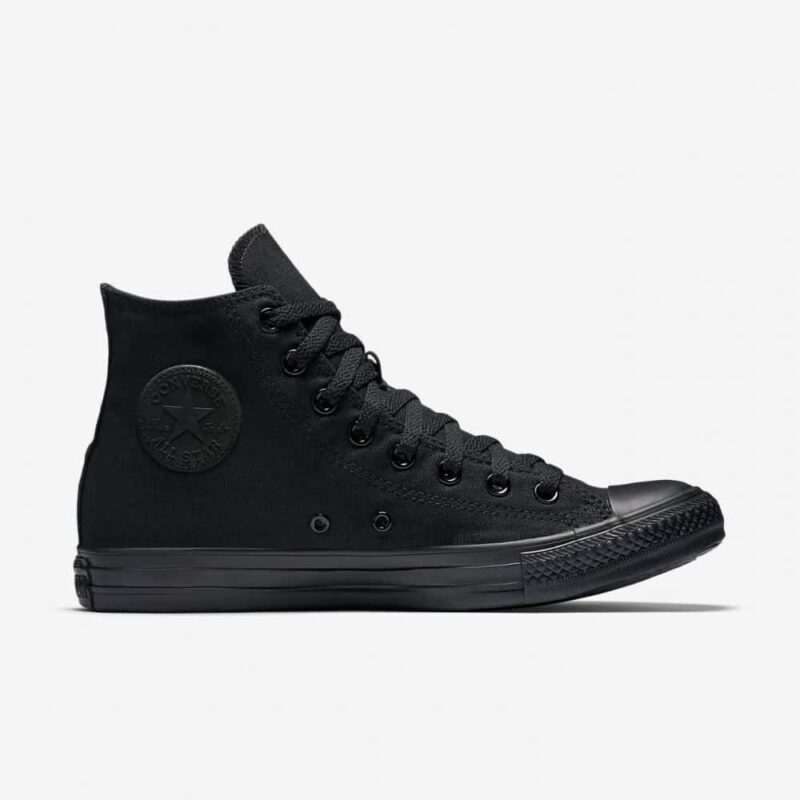 Converse Chuck Taylor All Star Black/Black High Top Sneaker M3310