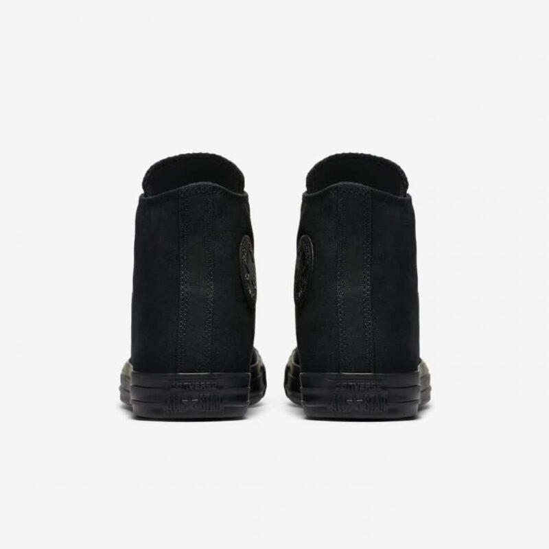 Converse Chuck Taylor All Star Black/Black High Top Sneaker M3310 3