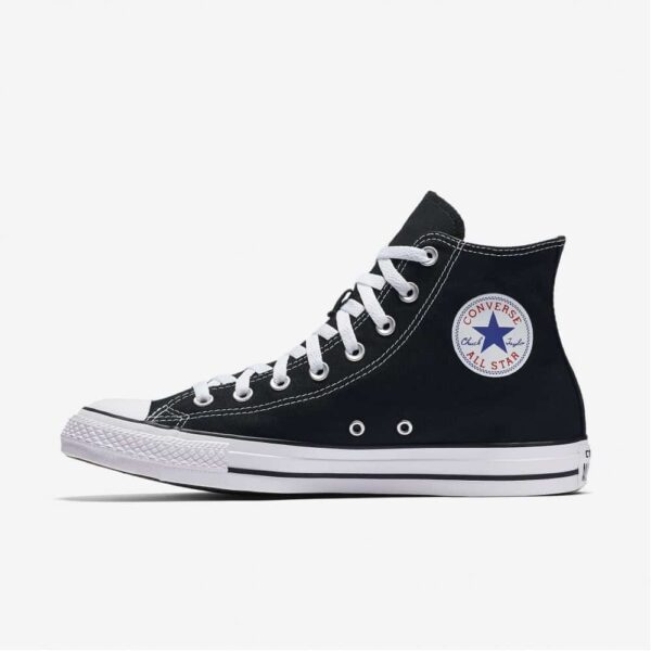 Converse Chuck Taylor All Star Black High Top Sneaker M9160