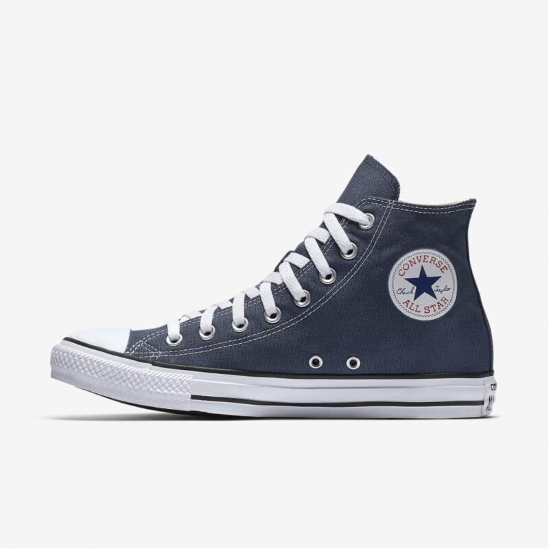 Converse Chuck Taylor All Star Navy High Top M9622 2