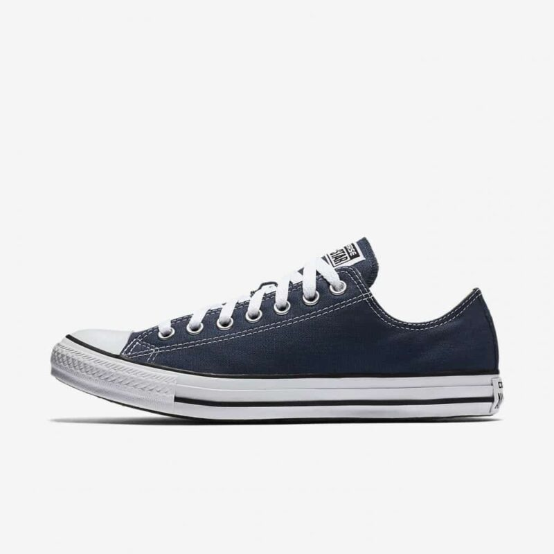Converse Chuck Taylor All Star Navy Low Top Sneaker M9697