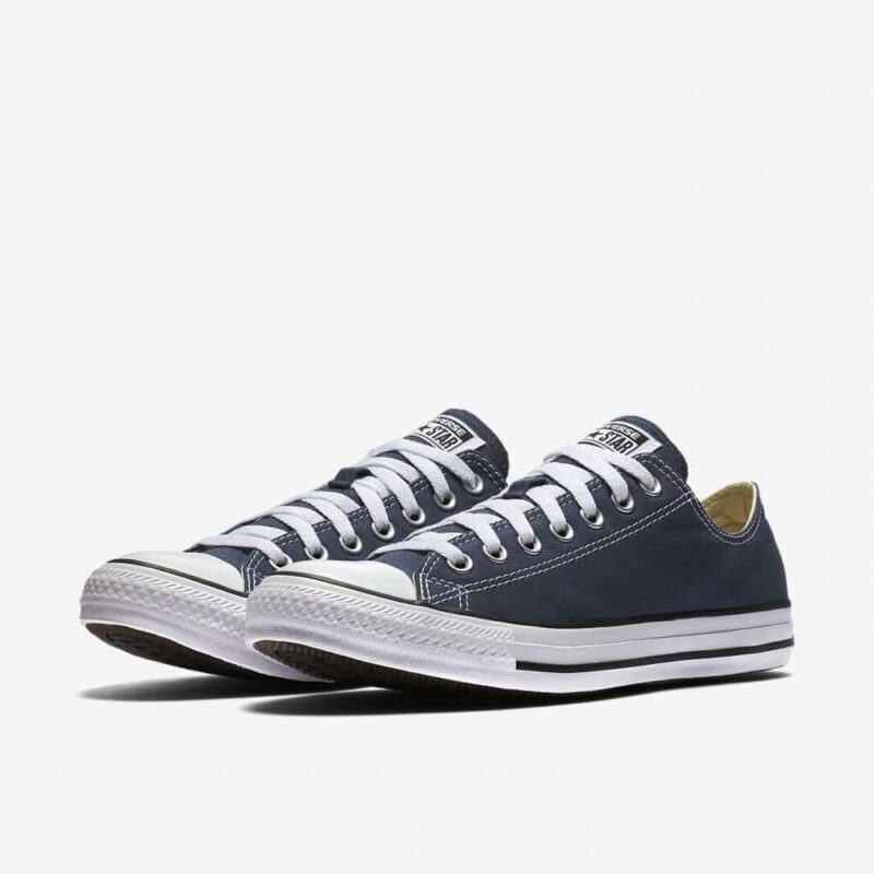 Converse Chuck Taylor All Star Navy Low Top Sneaker M9697 2