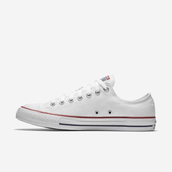 Converse Chuck Taylor All Star White Low Top Sneaker M7652