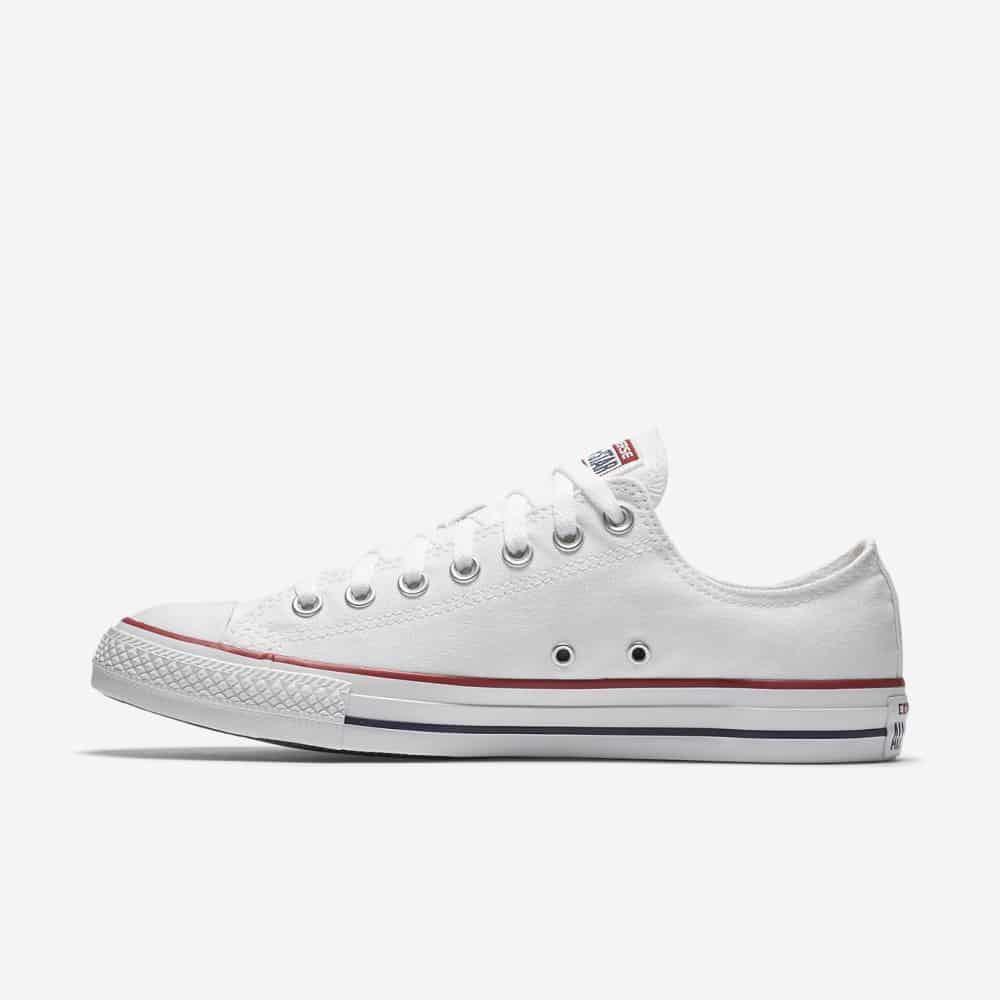 converse chuck taylor all star low top optic red zone shop. Black Bedroom Furniture Sets. Home Design Ideas