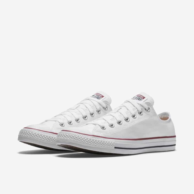 Converse Chuck Taylor All Star Low Top Optic 2