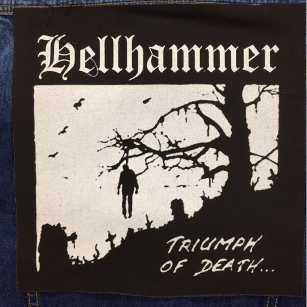 Back Patch Hellhammer