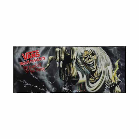 Vans Iron Maiden The Number of The Beast Sk8 Hi 4