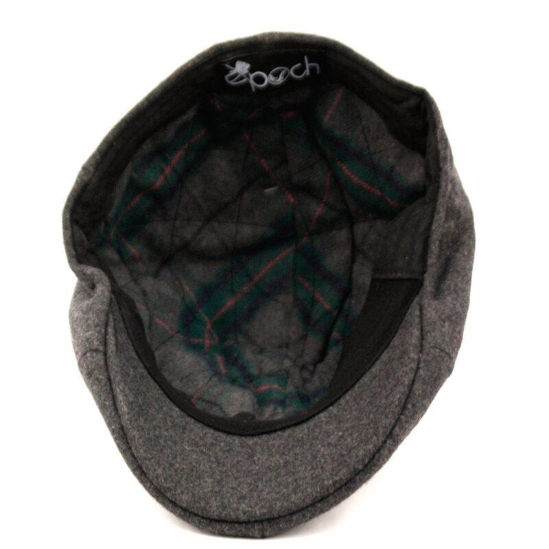 Gray Ivy Hat 1