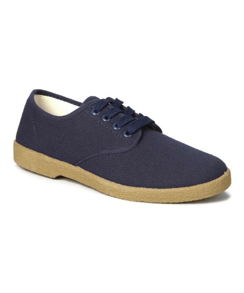 Zig Zag Wino Shoes Navy/Gum Sole 7201