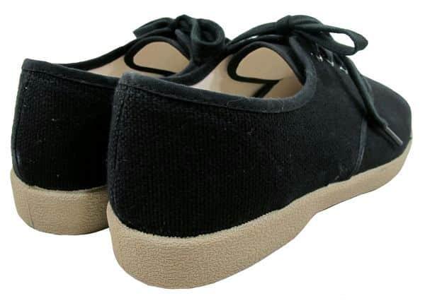 Zig Zag Wino Shoes Black/Gum Sole 7201 2