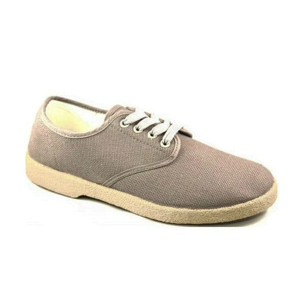 Zig Zag Wino Shoes Gray/Gum Sole 7201