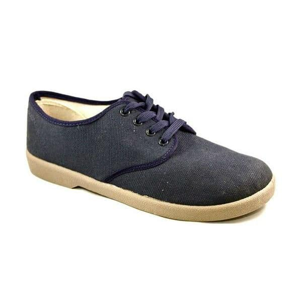 Zig Zag Wino Shoes Navy/Gum Sole 7201