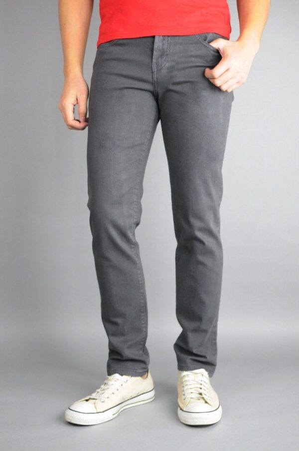 Charcoal Skinny Jeans by Neo Blue