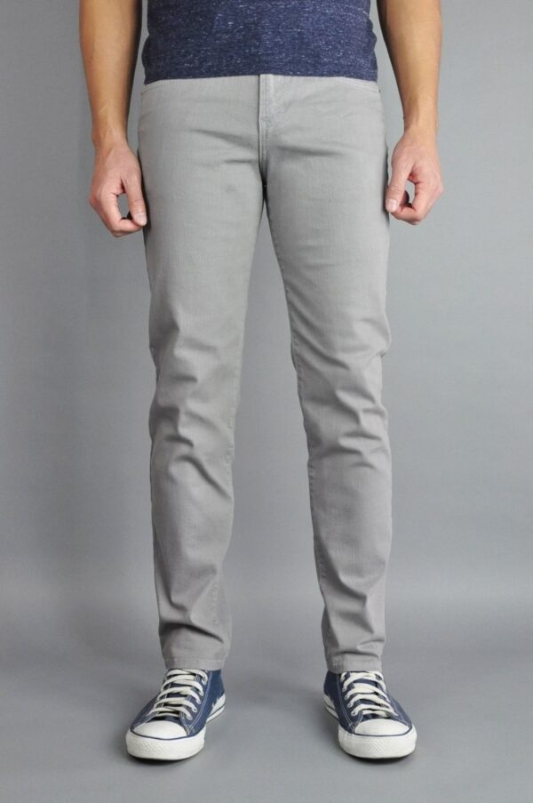 Gray Skinny Jeans by Neo Blue
