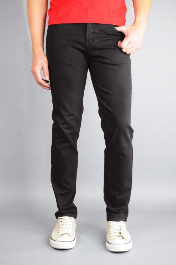 Black Skinny Jeans by Neo Blue