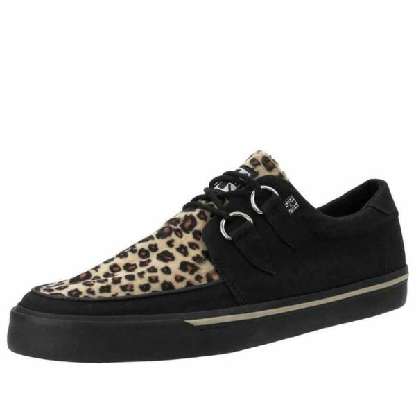 TUK Leopard Sneaker Creeper A9181