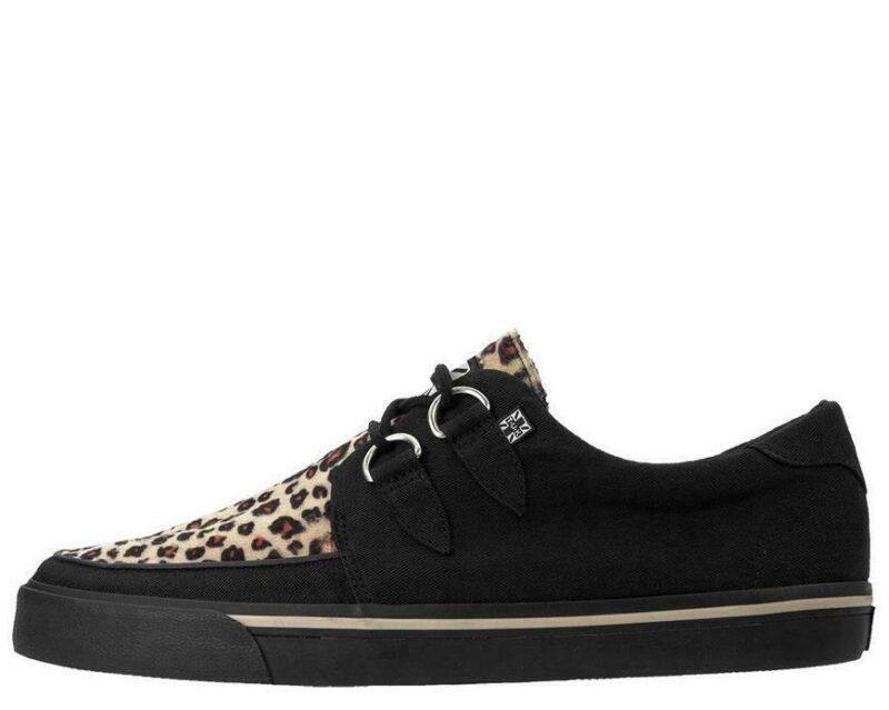TUK Leopard Sneaker Creeper A9181 2