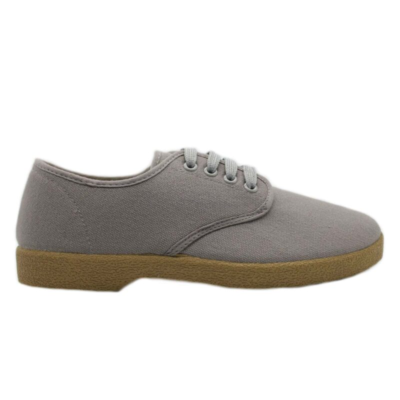 Zig Zag Wino Shoes Gray/Gum Sole 7201 2