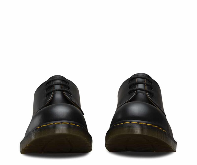 Dr. Martens 1925 Black 3-Eye Steel Toe Shoe 2
